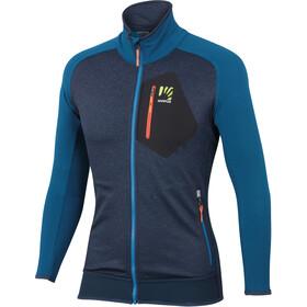 Karpos Odle Fleece Jacket Men blu taormina/insignia blue